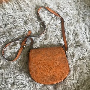Gorgeous LF brown leather bag